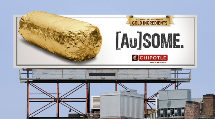 A Story about Chipotle's Non-Traditional Marketing Strategy