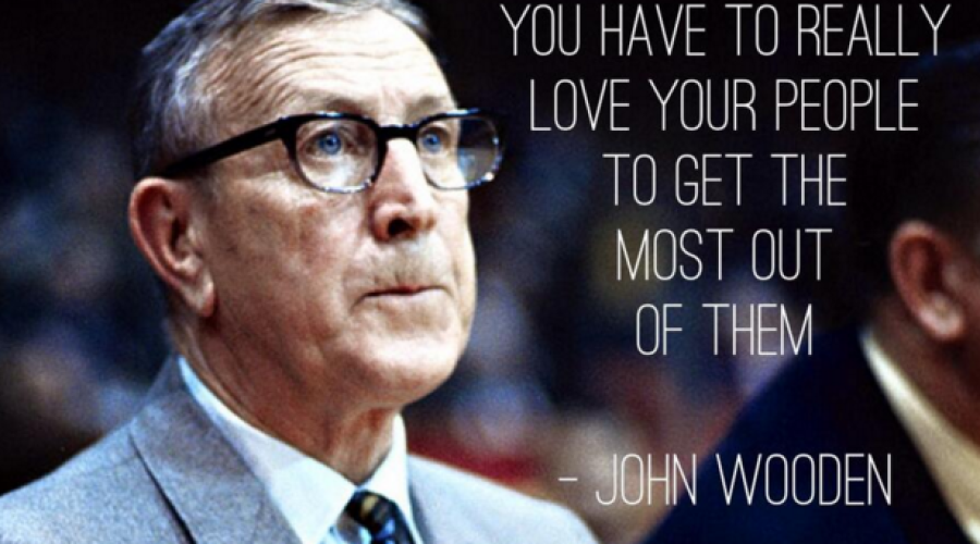 14 John Wooden Leadership Qualities for Use in Career Development