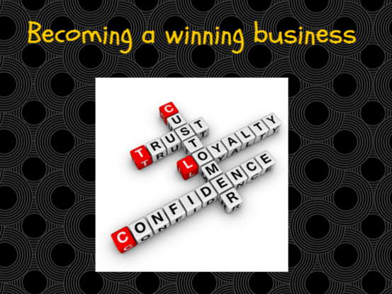 10 Steps to Provide for Business Growth and Become a Winning Business
