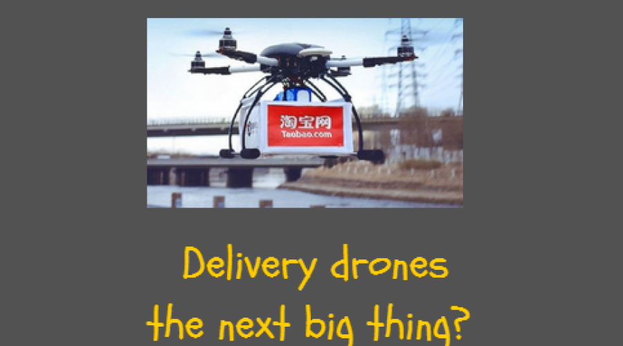 Will Delivery Drones Impact E-Commerce Results?