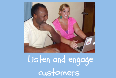 The Social Media Campaign – Part 3 Effective Listening and Engaging