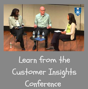 Customer Data …10 Lessons from the Yale Customer Insights Conference