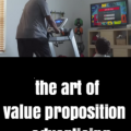Awesome value proposition examples.