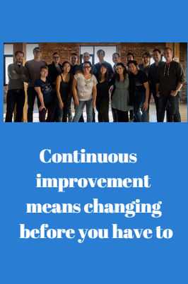 Marketing Branding … 9 Secrets to  a Continuous Improvement Strategy