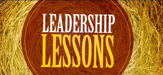 11 Extraordinary Leadership Lessons for  Future Leaders