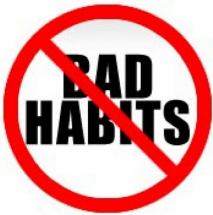 Letting These 14 Bad Habits Get in the Way of  Success?