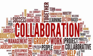 employing collaboration