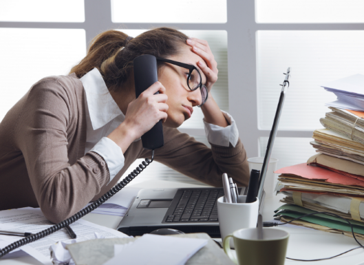 Workplace Stress … 20 Successful Ways to Reduce It