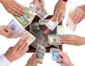 crowdfunding meaning