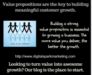 build value proposition