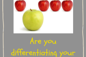 11 Creative Tips to Build Small Business Differentiation Strategies