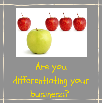 strategies for small business differentiation essay Here are some examples of marketing strategies and tactics for small businesses and a roadmap to implement them  here are examples of marketing strategies for low .