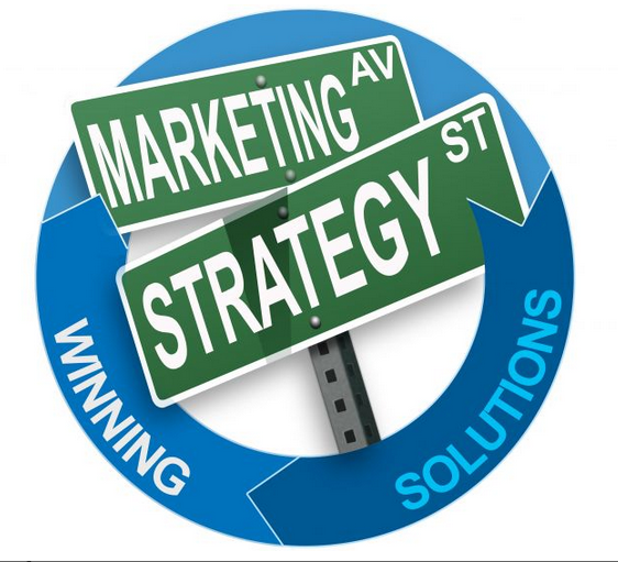 marketing strategy for a company catering