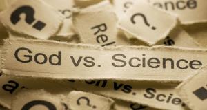God versus science