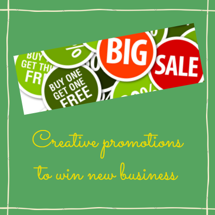 12 Eye-opening Promotion Marketing Ideas to Win New Business
