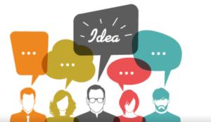 create winning ideas