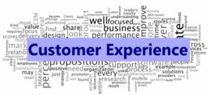 Customer experience principles