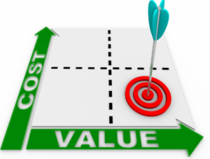 give customers value