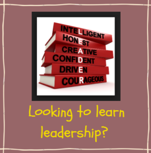 improve your leadership skills