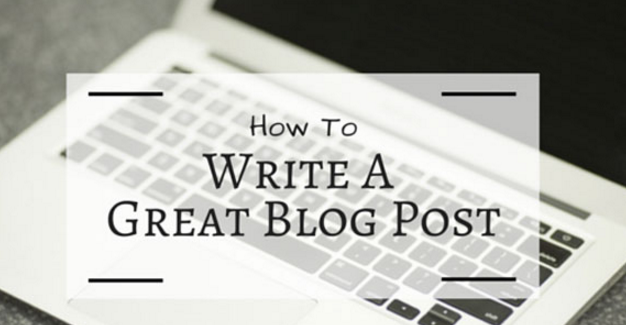 Blog Post … How to Write a First Paragraph Like a Pulitzer Winner