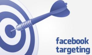 Target advertising Facebook