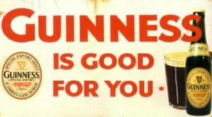 Guinness branding