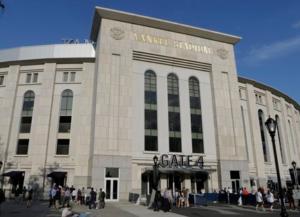 NY Yankee stadium