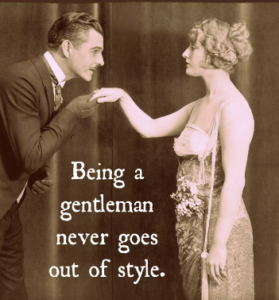 how to be a gentleman to your girlfriend