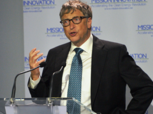 mission innovation Bill Gates