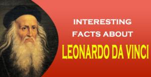 Da Vinci facts