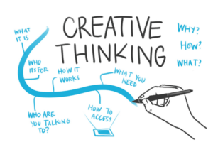how to develop creative thinking skills